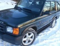 Land Rover Discover