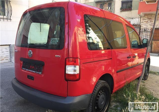 Volkswagen Caddy -